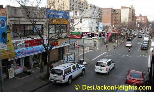 jackson heights 74th st