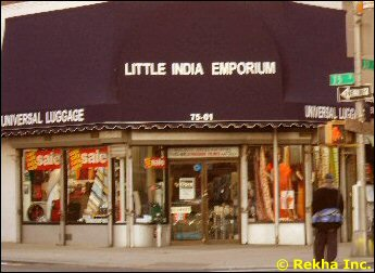 indian luggage stores