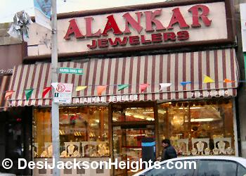 Jackson Heights Indian Jewelry